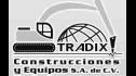 logo de Tradix Construcciones y Equipos
