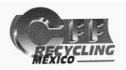 logo de CFF Recycling Mexico