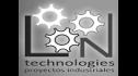 logo de LN Technologies Proyectos Industriales