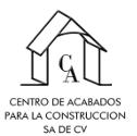 logo de Centro de Acabados para la Construccion