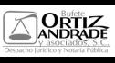logo de Bufete Ortiz Andrade y Asociados