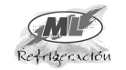 Logotipo de ML Refrigeracion