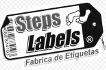 logo de Steps Labels Style