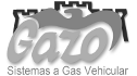 logo de Gazo Sistemas a Gas Vehicular