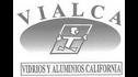 logo de Vidrios y Aluminios California VIALCA
