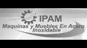 logo de Ipam Maquinas Y Muebles En Acero Inoxidable