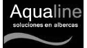 Logotipo de Aqualine Pools Tecnology