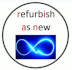 logo de Refurbish As New