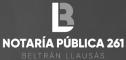 logo de Notaria Publica No. 261